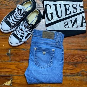 Guess Power - Ultra Skinny Jeans